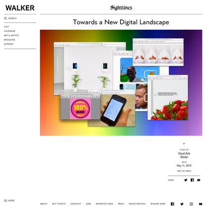 Towards a New Digital Landscape