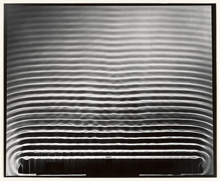 Berenice Abbott - Periodic Straight Waves