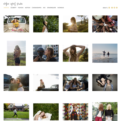 Chloe Aftel Studio   Portfolios: Lifestyle