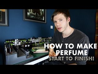 How to Make Perfume - Start to Finish