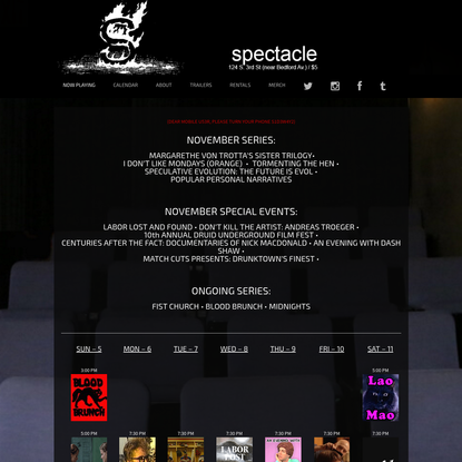 Spectacle Theater