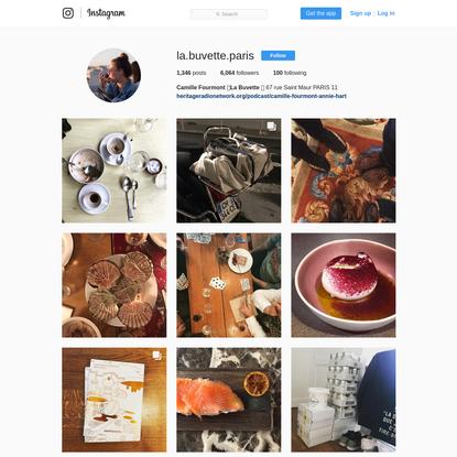 Camille Fourmont 🍷La Buvette 🍷 (@la.buvette.paris) * Instagram photos and videos