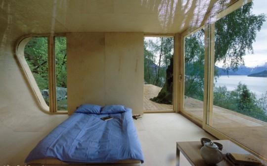 Hardanger Retreat. Saunders Architecture. Norway