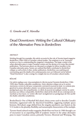 Genosko-and-Marcellus-Dead-Downtown-Writing-the-Cultural-Obituary-of-the-Alternative-Press-i.pdf