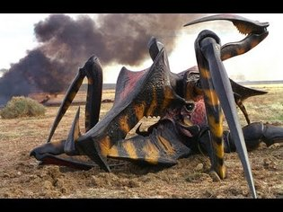 STARSHIP TROOPERS Animatronics Behind The Scenes ADI BTS