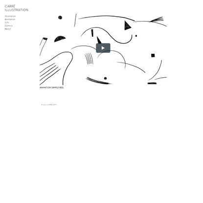 Animation - CARRÉ ILLUSTRATION