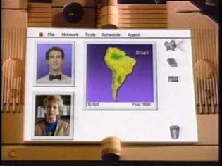Knowledge Navigator (1987) Apple Computer