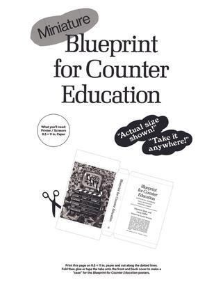 DIY Blueprint for Counter Education pocket edition