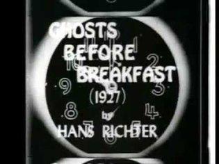GHOSTS BEFORE BREAKFAST (1928) Hans Richter