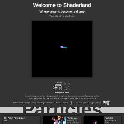 Shaderland