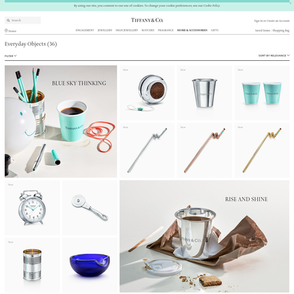Everyday Objects   Luxury Jewellery, Gifts & Accessories Since 1837.