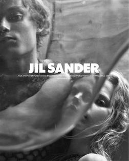 Jil Sander SS18 Campaign ph. Mario Sorrenti