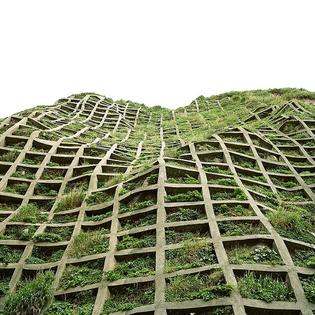 Retaining Wall – Japan