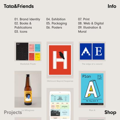 Work - Tata&Friends