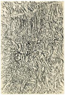 Henri Michaux Dessin Mescalinien, 1958