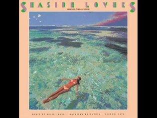 SEASIDE LOVERS - EVENING SHADOWS