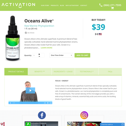 Oceans Alive Archives - Activation Products
