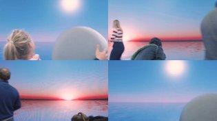 SUN by artist Philip Schütte x Random Studio