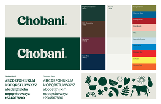Chobani Identity Elements