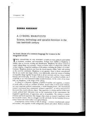 Haraway-CyborgManifesto-1.pdf