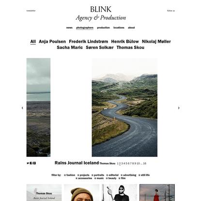 Photographers | Blink Production
