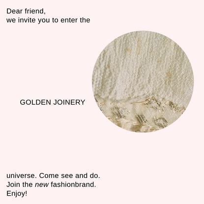 Golden Joinery