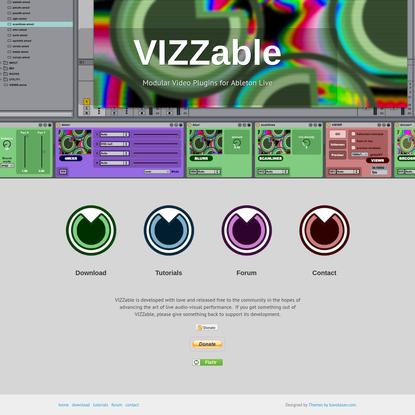 VIZZable