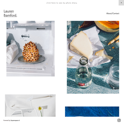 Food Documentary Portrait Lifestyle & Interiors Photography - Melbourne Australia - Lauren Bamford