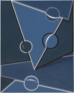 Tomma Abts, Ebe, 2005