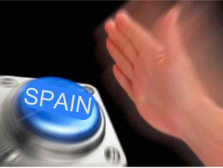 Smash that spain button