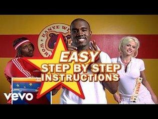 Kanye West - The New Workout Plan (Short Version)