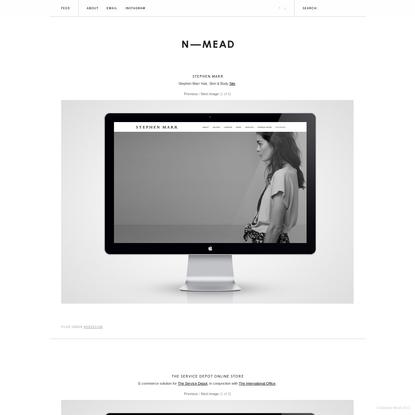 Natasha Mead-Graphic & Webdesign