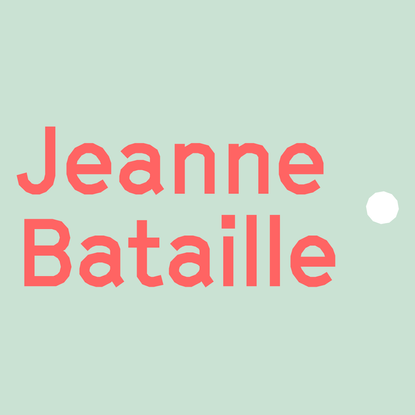 Jeanne Bataille