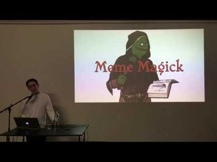 The Basilisk - A lecture by Daniel Keller at Spike Berlin