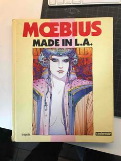 Moebius Made In LA