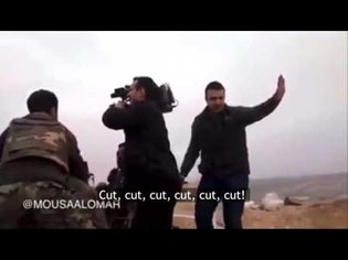 """""""I'm going to speak Syrian accent, ok"""" - Hezbollah pretending to be Syrian Army on the ground"""