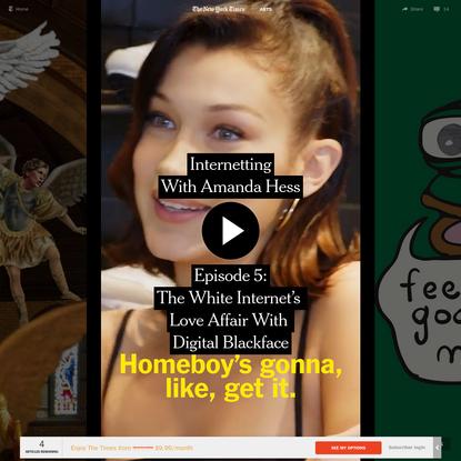 Internetting with Amanda Hess