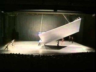 Michael Simon: set&light for Wiliam Forsythe LIMBS THEOREM