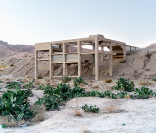 Amelie Labourdette - Traces of a human occupation (Gafsa, Tunisia)