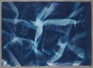 "Barbara Kasten, ""Photogenic Painting (Untitled 75/31)"" (1975)"