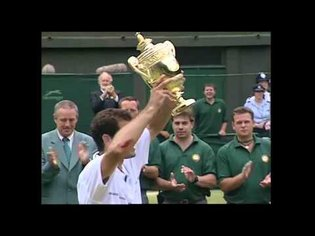 Why did Serve & Volley die out at Wimbledon?