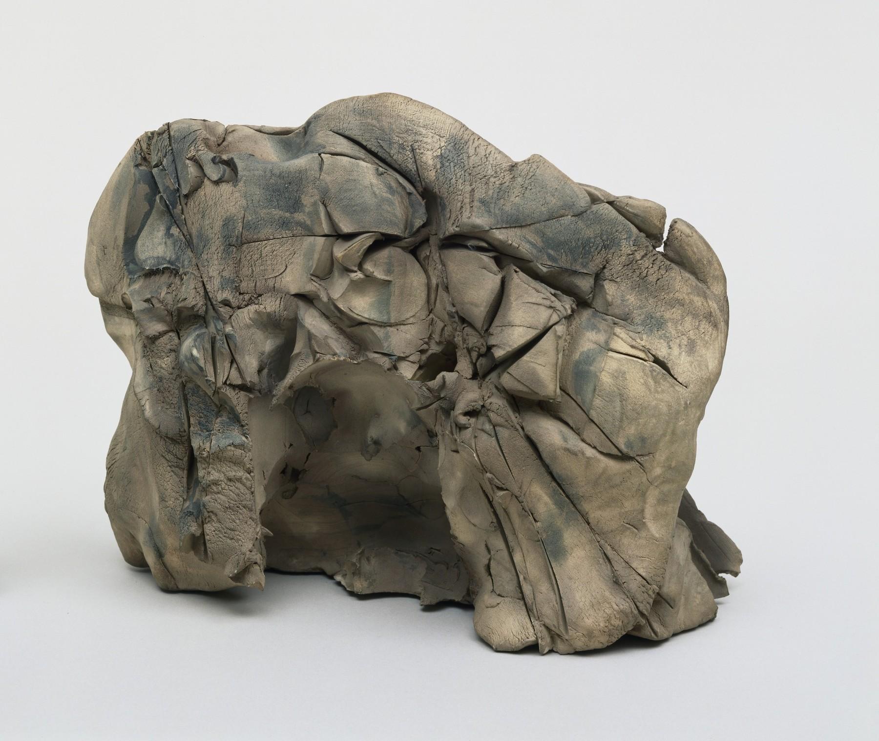 Reuben Nakian Rock Drawing 1957