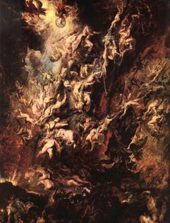 Paul Rubens, The Fall of the Rebel Angels