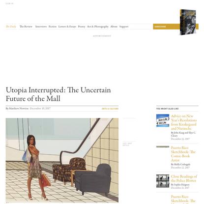 The Uncertain Future of the American Mall
