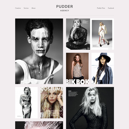 Pudder - Pudder