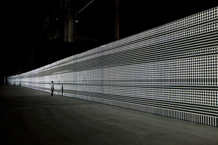 "Carsten Nicolai ""unidisplay"" at HangarBicocca, Milan •Mousse Magazine"