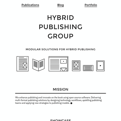 Hybrid Publishing Group