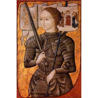 Folk Machine Jeanne d'Arc White 2016