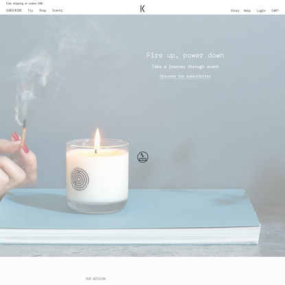 Keap ® | Candles Made Better