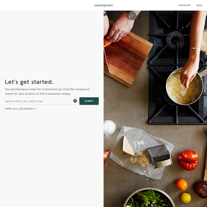 sweetgreen: Order Online